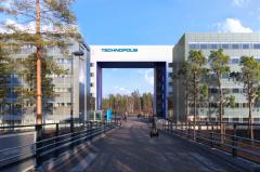 Technopolis expands in Vantaa.
