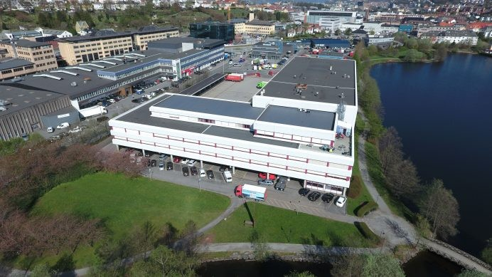 Posten sells in Bergen.