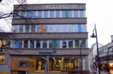 Finanshuset in Hamar.