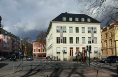 Litteraturhuset is being sold.
