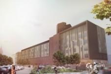 S:t Görans Hospital in Stockholm expands.