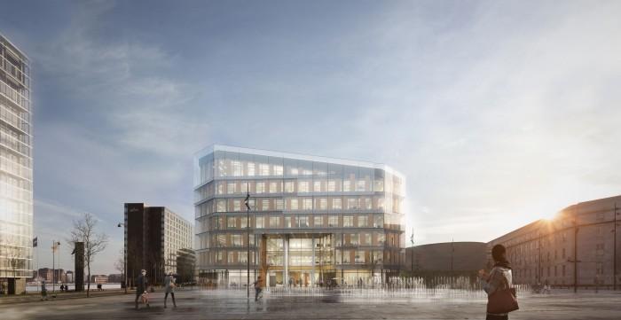 Scandic Opens Large Hotel in Copenhagen.