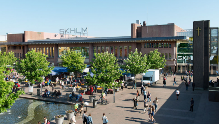 Skärholmen Centrum.