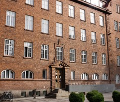 Chydenia is located in Töölö, Helsinki.
