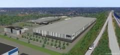 DSV gets a new logistics centre.