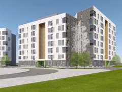 YIT creates over 90 apartments.