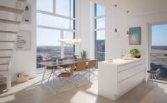 Heimstaden is to create new apartments in Copenhagen.