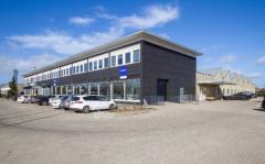 The property at at Søndre Ringvej.