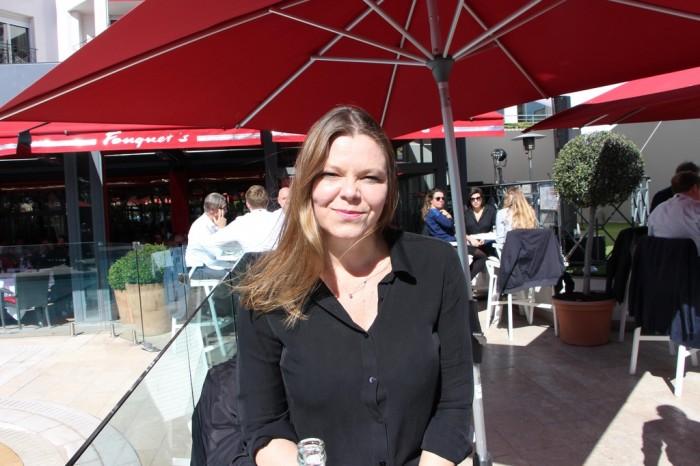 Rikke Lykke, Managing Director of the Nordic Region Patrizia.