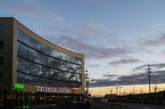 Stationsgallerian i Uppsala.