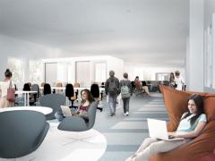 Linnanmaa University Campus gets updated.