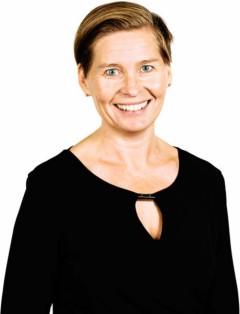 Ulrika Hallengren.