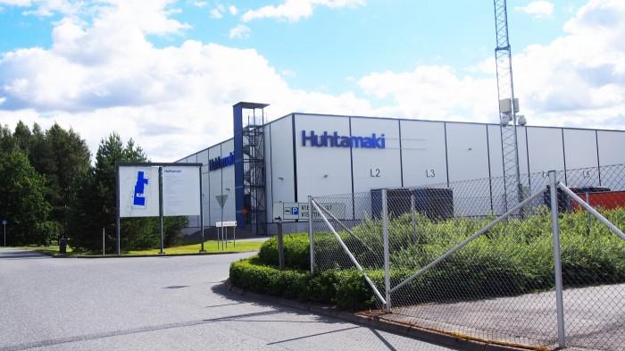 Huhtamaki Factory in Hämeenlinna.