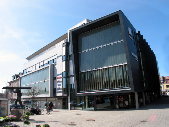 Oslo Areal sells the property Stortorvet 1-3 in Fredrikstad.
