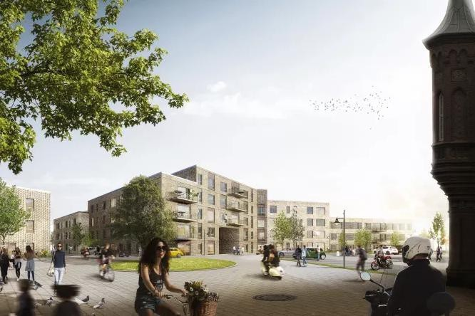 Heimstaden acquires in Roskilde.