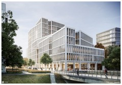 Lundbergs invests in new Linköping office project.