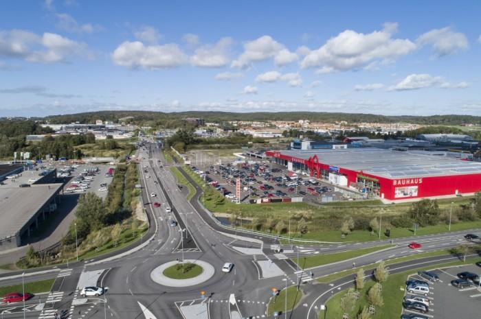 Bygg-Göta acquires the Bauhaus property in Sisjön, Gothenburg.
