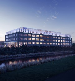 The New SKF HQ.