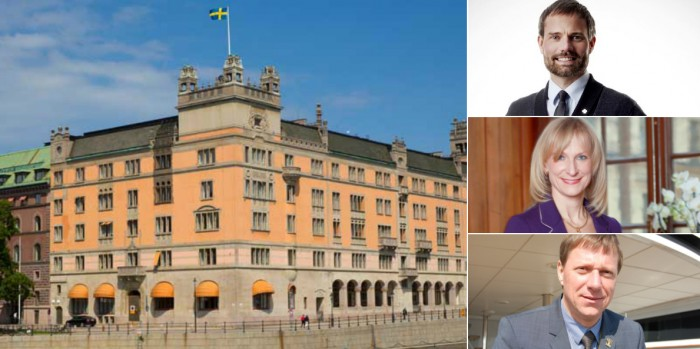 The real estate profiles discuss Sweden's new government, which, most likely, will be appointed tomorrow after the country's 131 days without rule.