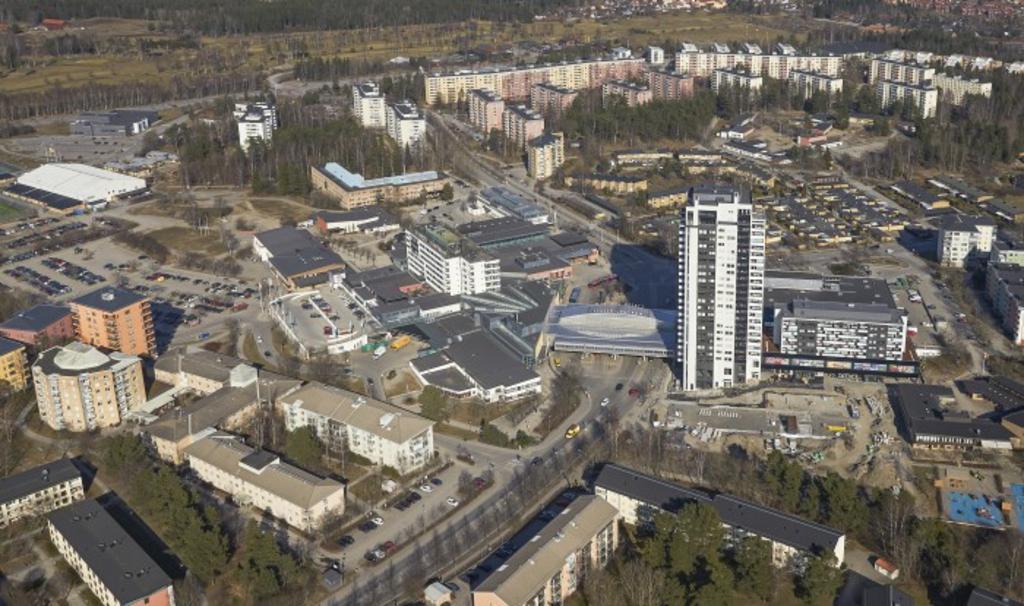 city flise centrum Nordic rengøring
