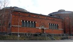 Gasverket in Stockholm.