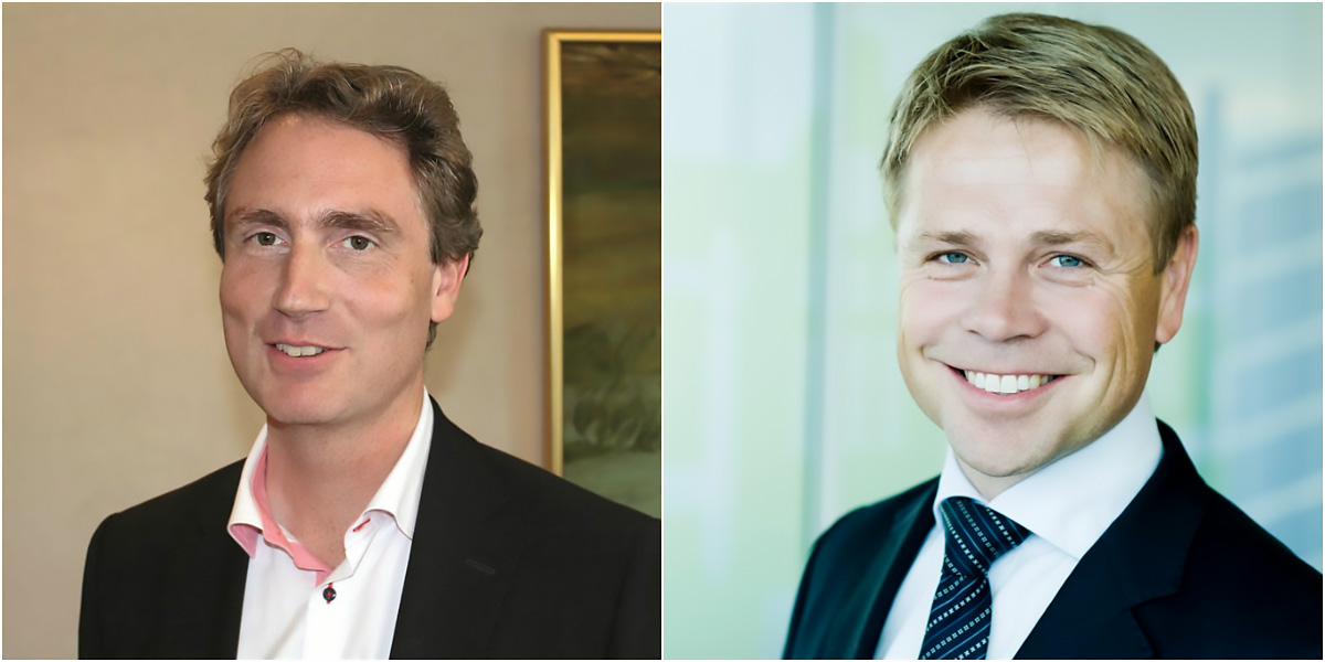Erik Selin's Balder and Arve Regland, CEO of Entra, are two of the top investors in the companies' own portfolios.