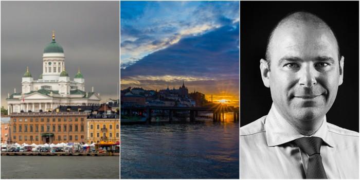 Jonas Grandér chooses Stockholm over Helsinki. At least for the moment.
