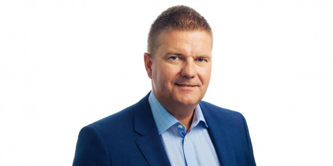 Anders Danielsson, CEO at Skanska.