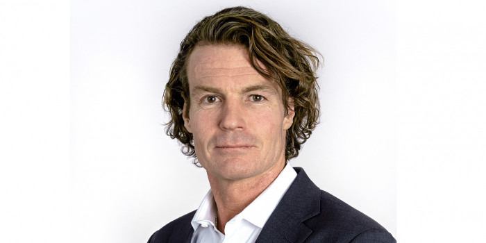 Rutger Arnhult, CEO of Klövern.
