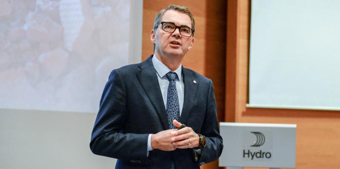Svein Richard Brandtzæg.