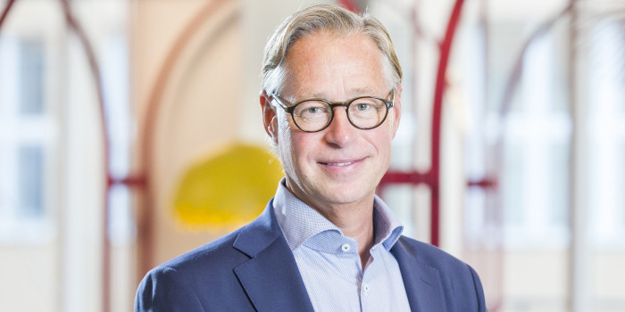 Fredrik Wirdenius says, after his announcement that he will leave Vasakronan:
