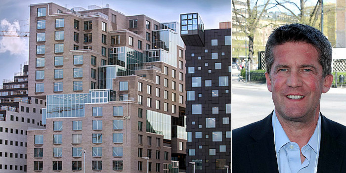 """""""It is a win-win for us and DNB Liv,"""" says SBB Norden's CEO Ilija Batljan on the deal in central Oslo."""