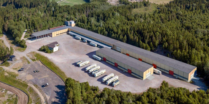 Optimera acquires concrete plant.