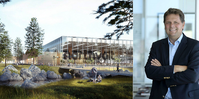 "Anders Bothén on the major battery factory: ""As an individual order, this is our biggest project."""