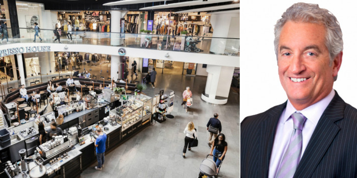 """F. Scott Ball, CEO at retail property owner Citycon: """"In the current retail environment, we will focus even more on active asset management as well as developing our current portfolio."""""""