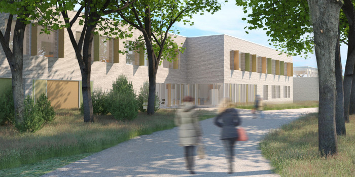 NCC has been commissioned by St. Olavs Hospital HF to build a high-security clinic for psychiatric care in Trondheim.