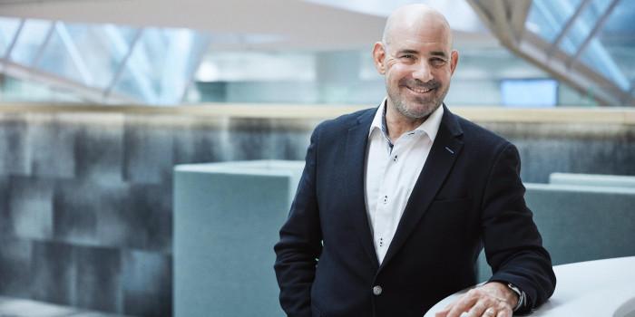 Keith Silverang, CEO of Technopolis.