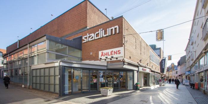 Savills IM acquires shopping centre on Kullagatan in Helsingborg.