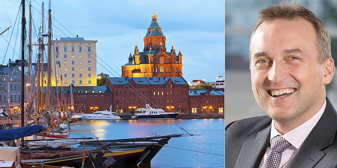 Kojamo's CEO Jani Nieminen on the trends in Finland.