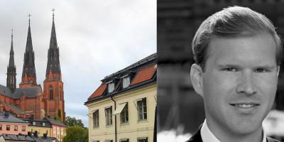 Gustaf Segerborg.