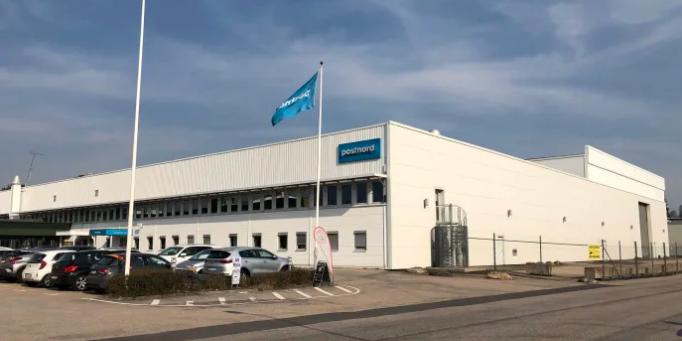 SLP acquires in Ljungby.