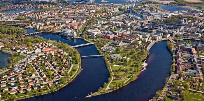 Karlstad.