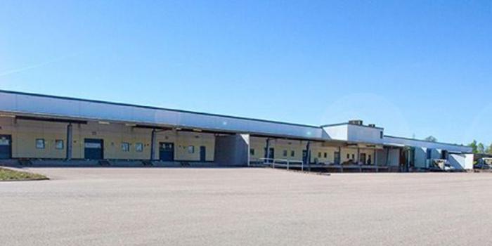 Catena leases premises to Alvestaglass.