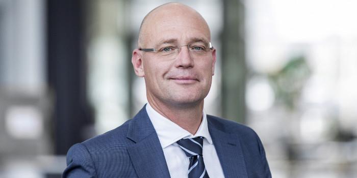 Per Ekelund, CEO of Victoria Park.