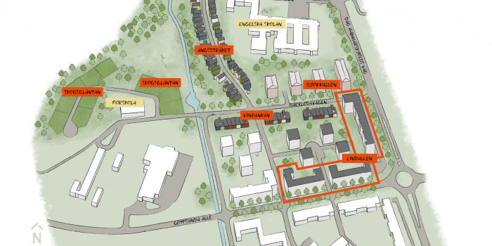 NREP acquires residential project in Uppsala from Besqab.
