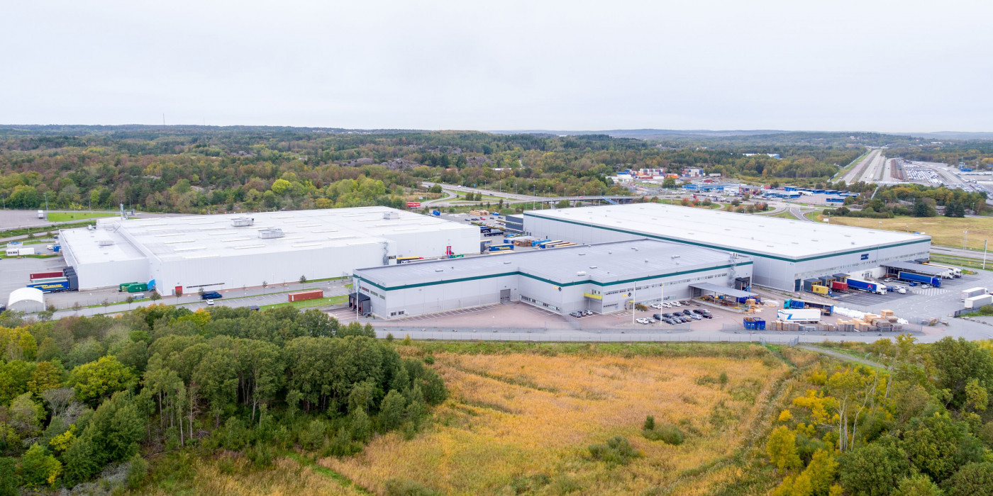 Prologis leases to Valmet.
