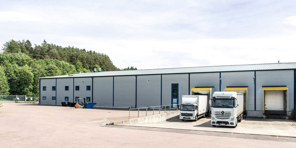 Catena acquires the property Muttern 6 in Kungälv.