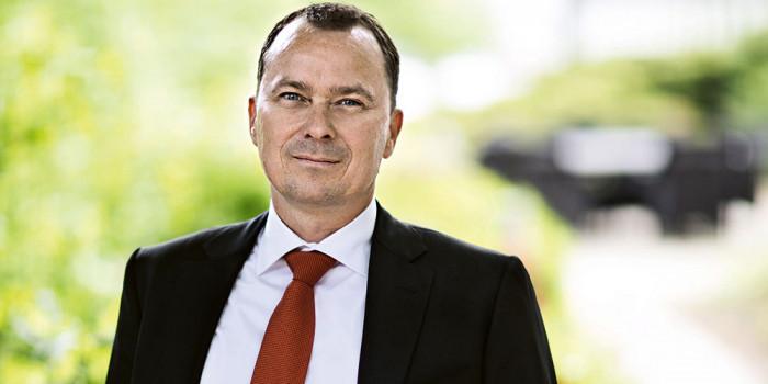 Tonny Nielsen, CEO Fokus Asset Management.