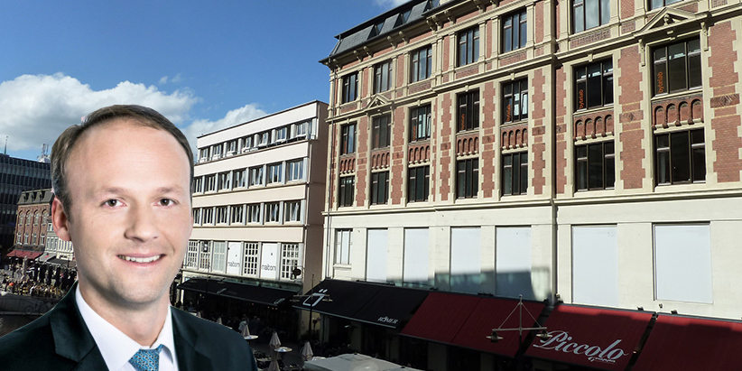 Michael Keune says that the Aarhus region is of great interest for Catella RIM.