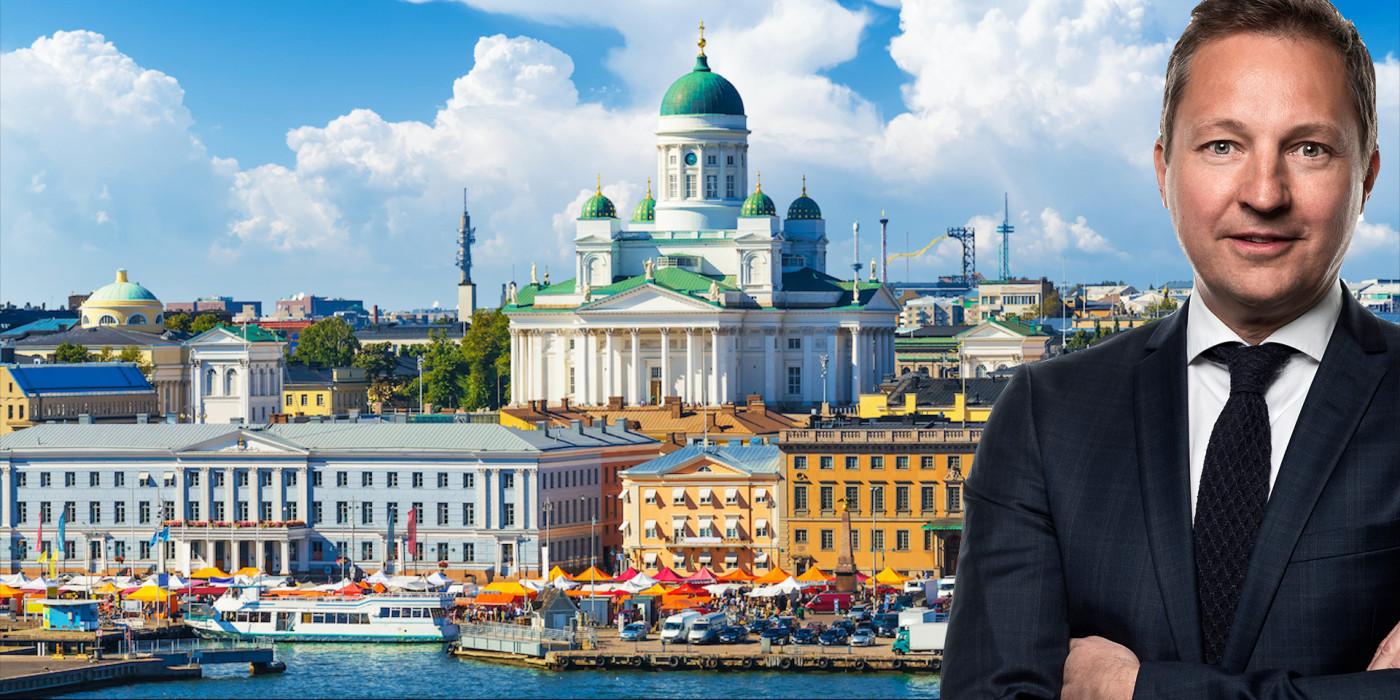 Fredrik Jonsson, CEO at Niam.